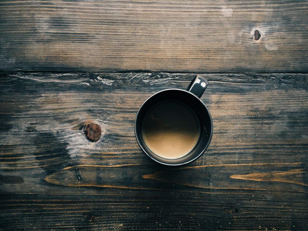 糖質制限の朝食はコーヒー